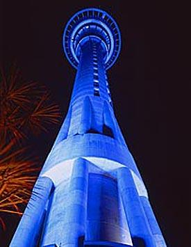 Lumineuse Sky Tower